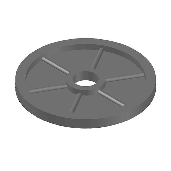 Rake Wheel